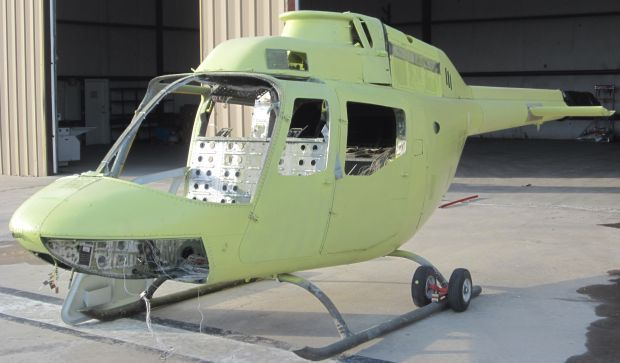 Huey Helicopter For Sale >> Helicopter parts – and more – to be auctioned off at huge sheriff's sale in Hamilton | Local ...