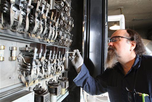 Career elevator mechanic from Butte flows with the ups and downs ...
