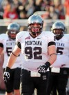 Montana defensive tackle Alex Bienemann