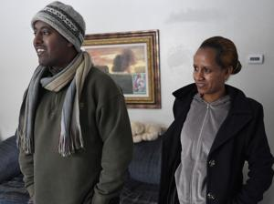 Eritrean refugees in Missoula fled a nation of oppression and military conscription