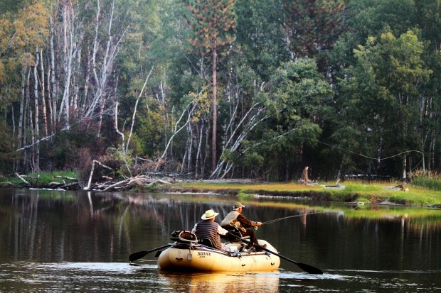 Bitterroot river fishing report changes have improved for Bitterroot river fishing report