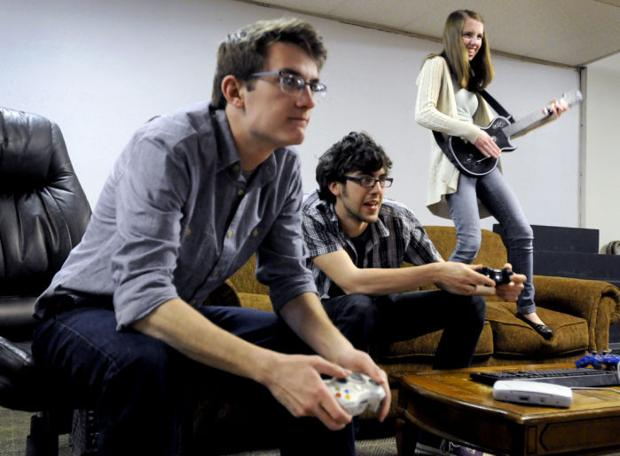 'Leveling Up': Gamers and drone pilots coming of age