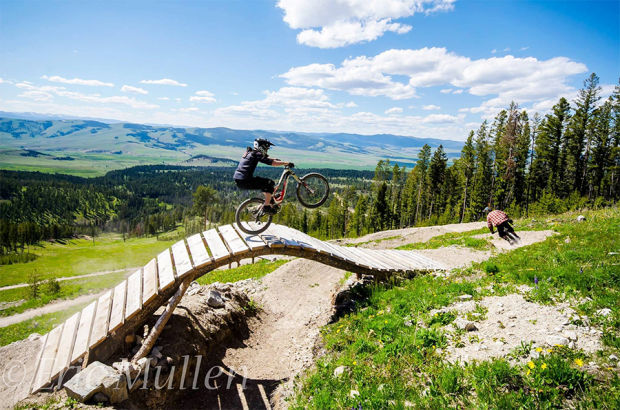 montana mountain biking case For bike rentals, bike haul lift tickets, and gear, look no further than the different spokes bike shop big sky resort offers over 40 miles of trails from the mountain village and the areas only lift accessible downhill trails from the swift current, thunder wolf, and explorer lifts.