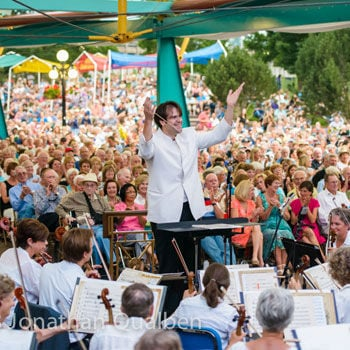 Symphony brings pop to the park