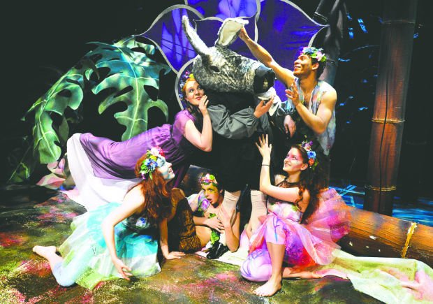 'Midsummer Night's Dream' ushers in spring at University of Montana