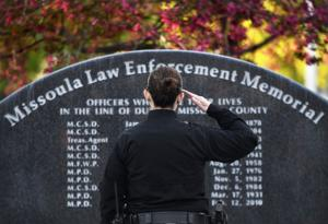 Annual law enforcement memorial ceremony takes on added significance after deadly shooting