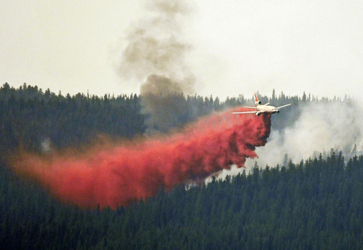 Evacuation warning expanded for lolo peak fire over dry windy weekend local missoulian com