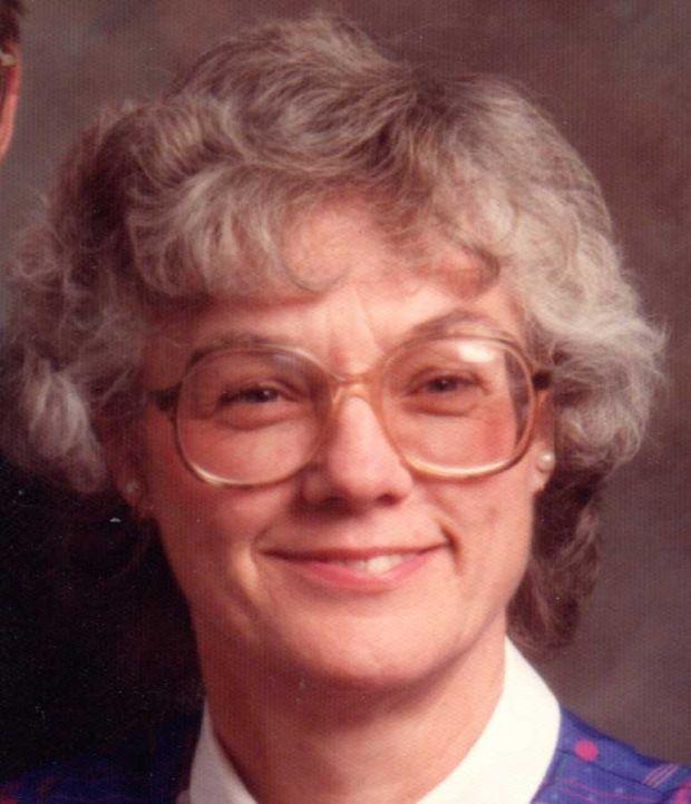 Shirley May Bartlett
