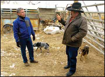 National Bison Range / Ranchers defend tribe