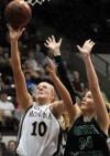 Lady Griz smother North Dakota