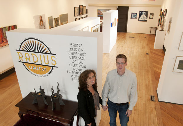 Radius Gallery opens with lineup of veteran artists
