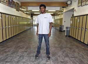 Senior Profile: Student surpasses parent, heads for success