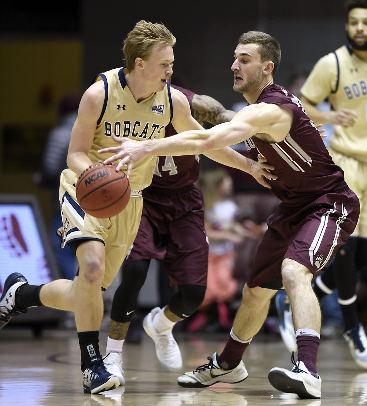 Cat Griz Men S Basketball Game Feb