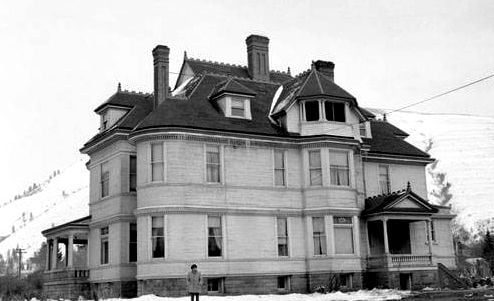Missoula's Greenough Mansion inspired young Paul Harvey