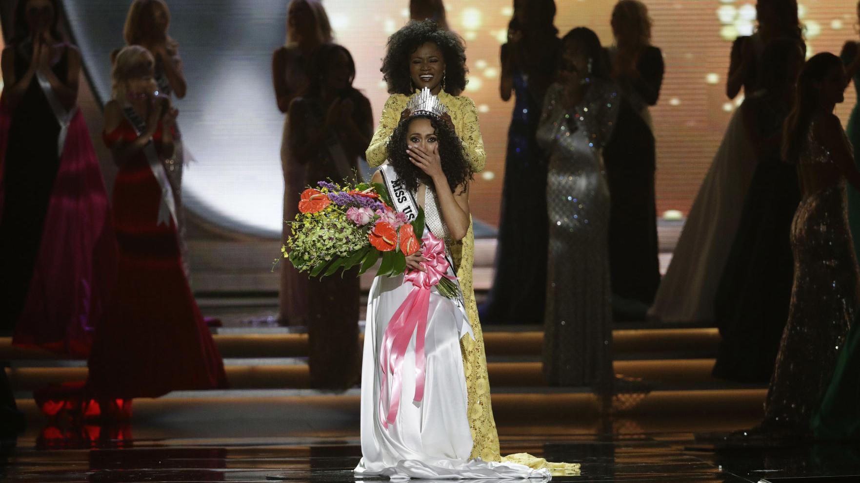 Photos: Miss District of Columbia crowned as Miss USA