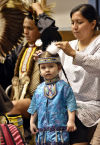 Drums and dancers: Hundreds eager to attend annual Kyi-Yo Powwow