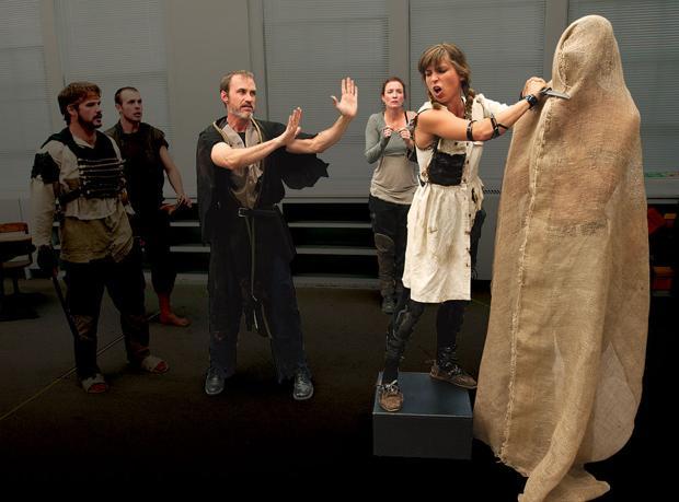 Missoula indie play 'Holocene' mines sci-fi scenario for artistic message