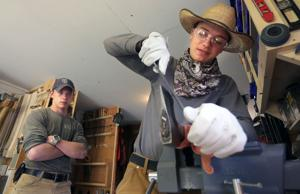 Clearing trails: Program helps Trapper Creek Jobs Corps students acquire backcountry skills