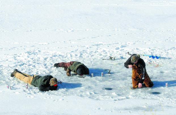 Researchers make odd findings at georgetown lake for Lake georgetown fishing
