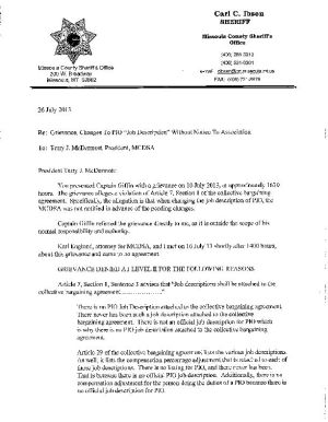 pin deputy sheriff resume top of board on