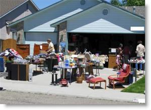 Messiah preschool to hold garage sale