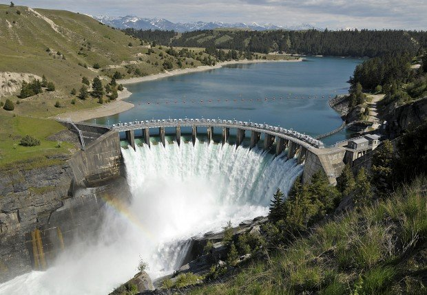 NorthWestern to buy PPL Montana's 11 hydropower dams