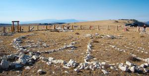 Centuries-old Medicine Wheel draws thousands to national forest in Wyoming