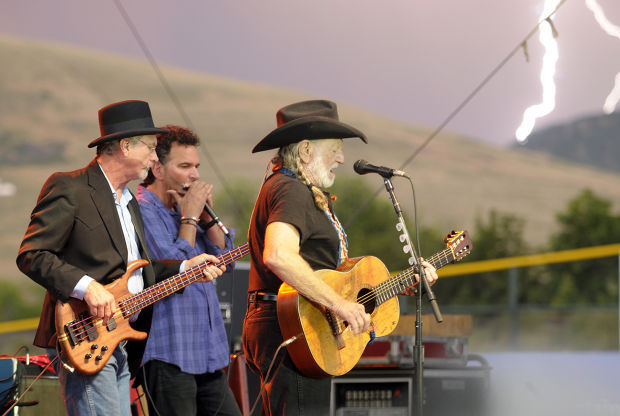 Willie Nelson and Alison Krauss Concert -- MISSOULA ...