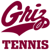 Griz men notch first tennis win of year