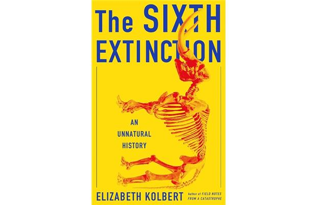 �sixth extinction� a riveting journalistic inquiry into