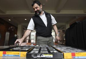 'We're getting showered': Missoula man details wild world of meteorite collecting
