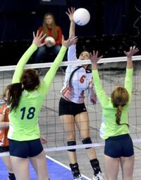 College Bound Players Lead Montana Volleyball Academy To Nationals Volleyball