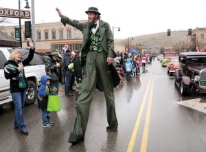 St. Patrick's Day celebrations get early start in Missoula