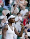 At hot-for-Wimbledon, Venus Williams nears Serena showdown