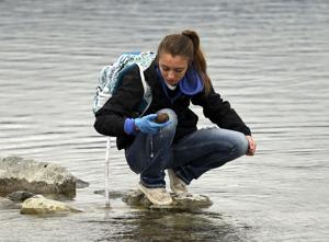 Tribal schools monitor Flathead Lake for invaders
