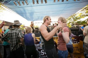 Roots Fest brings eclectic mix of acts to Main Street stage