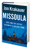 Missoulians read Krakauer's 'Missoula' and discuss rape