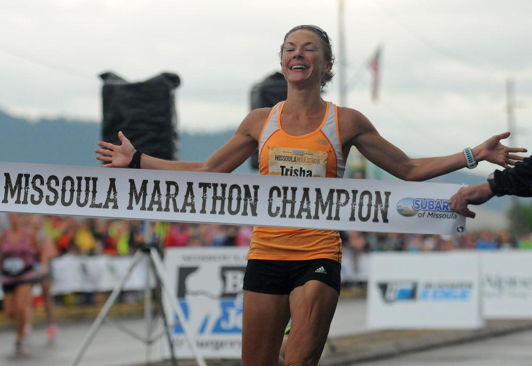 Amber Miller Marathon