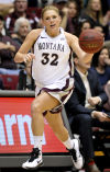 Rickman helps fuel first-place Montana with positivity, rebounding prowess