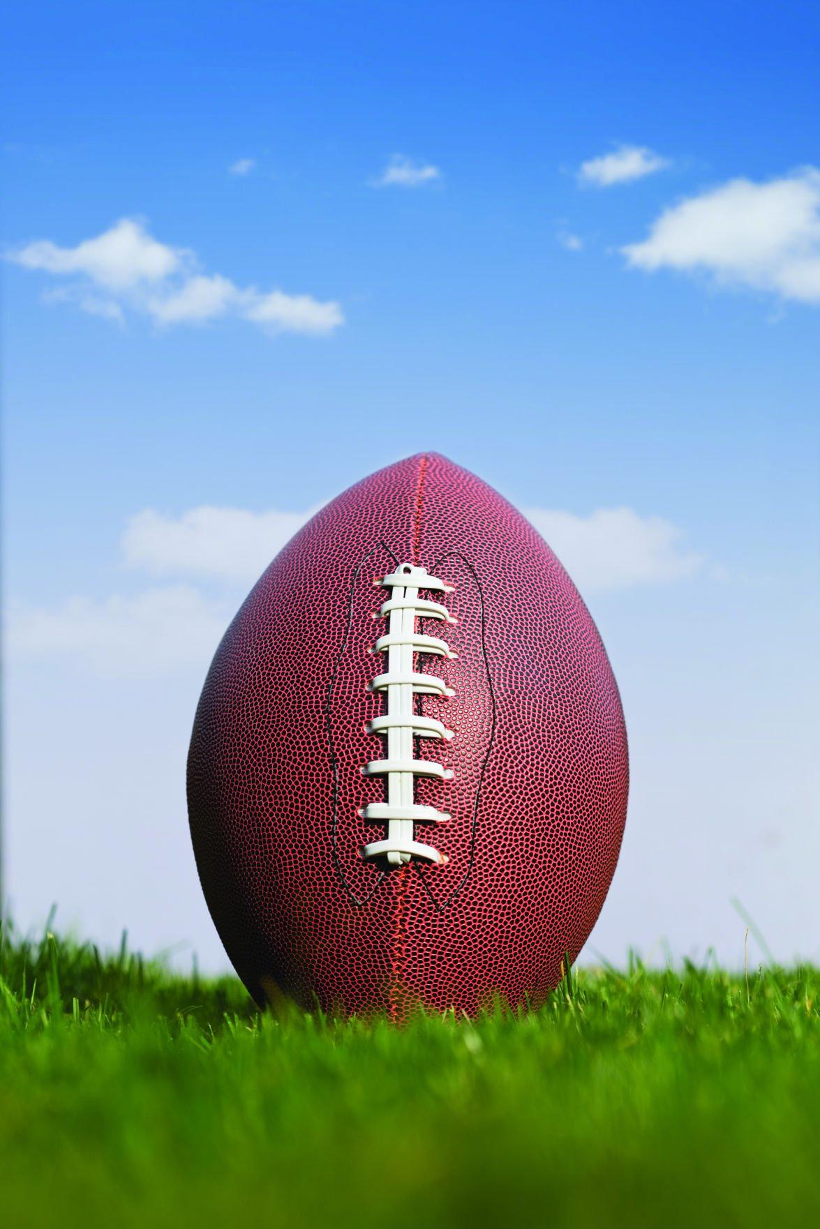 Donnell Melvin runs the ball as Cape Fear High School Football plays ...