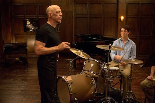 J.K. Simmons is happy to let his inner bully out for 'Whiplash'