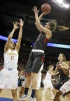 No. 11 Gonzaga falters late, falls to Tennessee 73-69 in OT