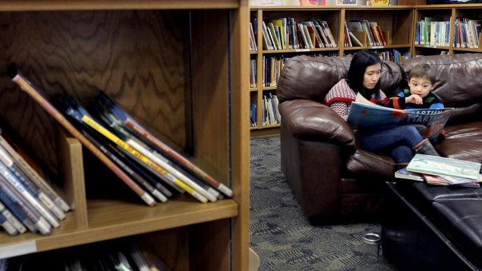 Are Libraries outdated and do they waste tax money?
