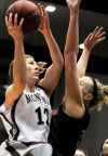 Lady Griz advance to Big Sky tourney final with win over Eagles