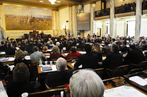 Maneuvering on House rules to play key role in final half of Legislature