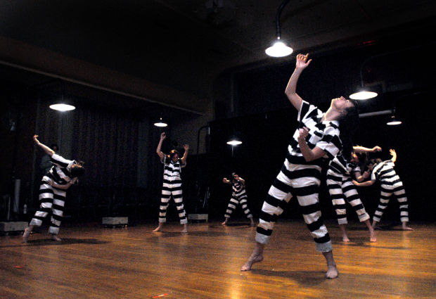 Contemporary dance draws on turn-of-the-century prison newspapers