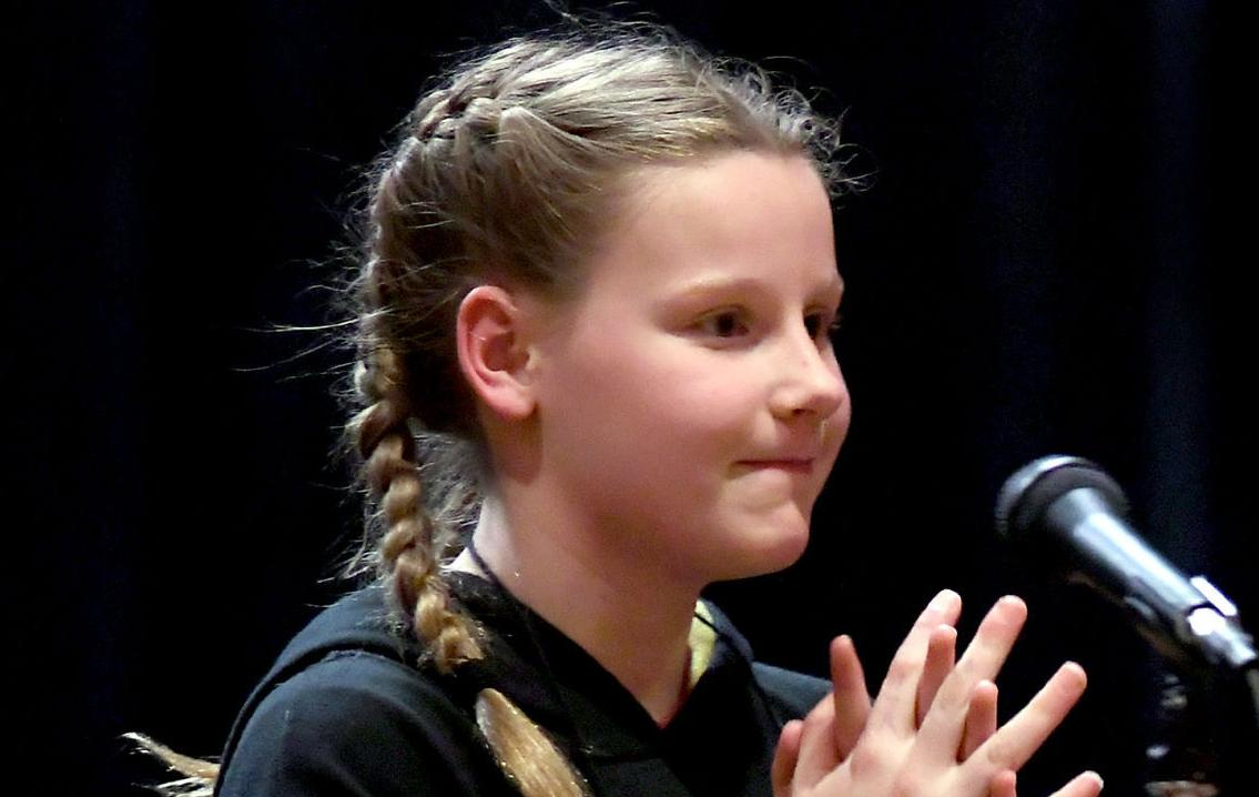 Gardiner boy crowned state spelling bee champ; Target Range sixth-grader takes fourth