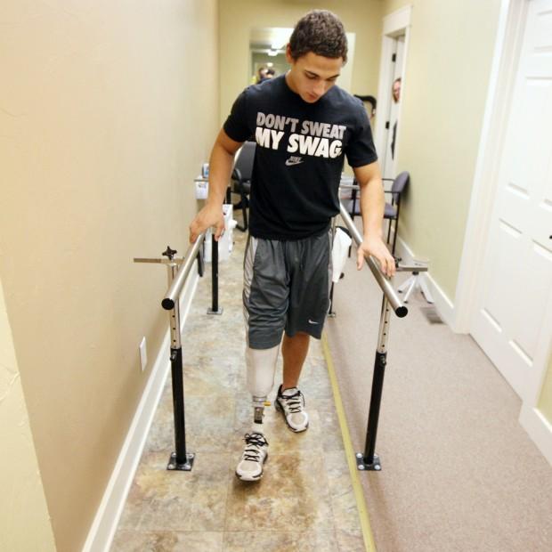 orthopedic prothesis training