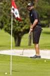 Barnett Memorial Golf Tournament: Beach holds on for win
