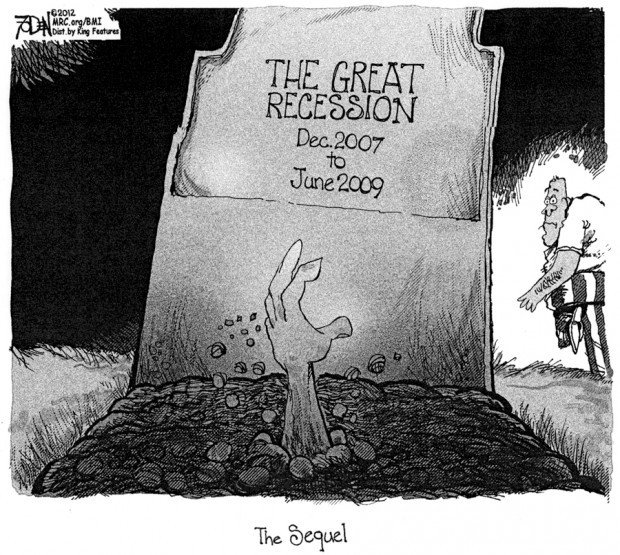 Image result for the great recession